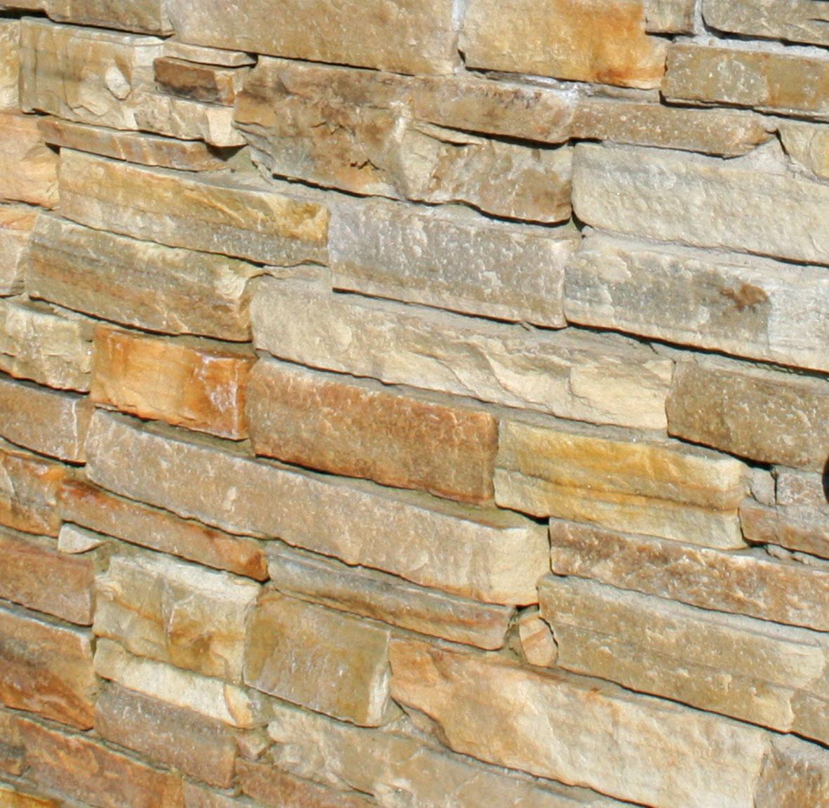 Mur En Pierre Naturelle petits blocs pour murs de donegal quarzit