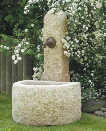 Fontaines / Récipients / Jeux d'eau