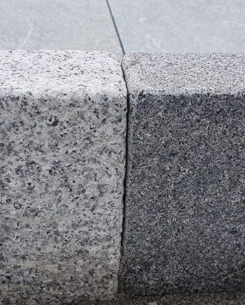 Bordures en pierre naturelle