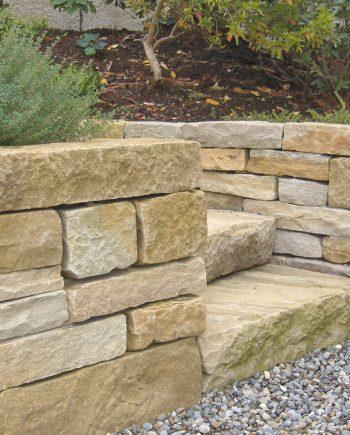 Mauern aus Naturstein